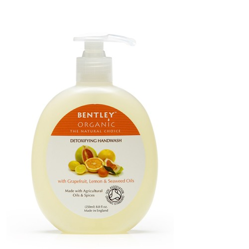 Bentley Detoxifying Organic Hand Wash