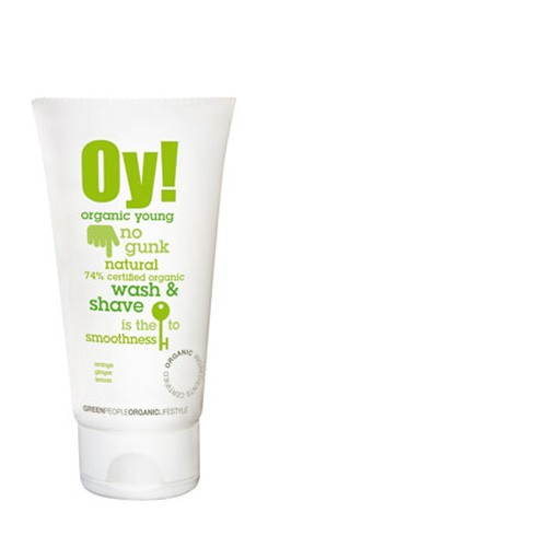 OY! Wash & Shave Gel