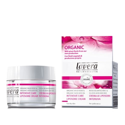 Lavera Faces Intensive Care Liposome Cream