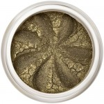 Mineral Eyeshadow - Khaki Sparkle