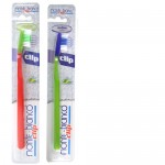 Nylon Bristle Toothbrush Medium