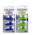 Nylon Bristle  Replacement Toothbrush Heads Sensitive 