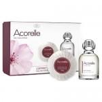 Acorelle Intense Cherry Natural Eau de Toilette Gift Set