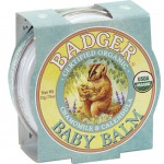 Badger Baby Balm with Chamomile