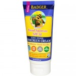 Badger Sunscreen SPF30 Lightly Scented