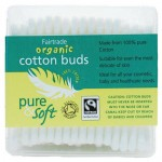 Fairtrade Organic Cotton Wool Buds