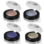 Lavera Baked Illuminating Eye Shadow in 4 Shades