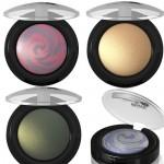 Lavera Baked Illuminating Eye Shadow in 4 Shades