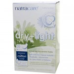 Natracare Dry+Light Incontinence Pads