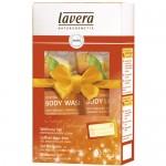 Lavera Orange Christmas Gift Set