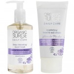 Organic Surge Lavender Meadow Hand Care Kit