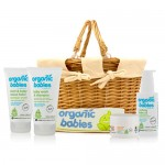 Organic Babies New Baby Hamper