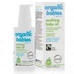 Organic Babies Soothing Baby Oil