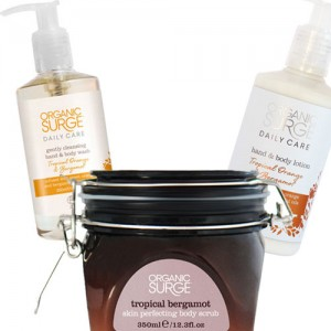 Tropical Bergamot Body Care Bundle