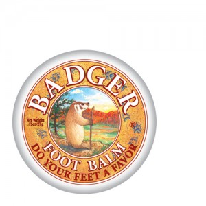 Badger Foot Balm - Large