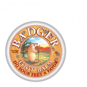 Badger Foot Balm - Large