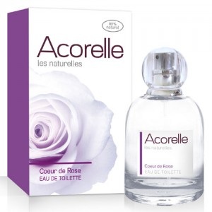 Acorelle Essence of Rose Natural Eau de Toilette