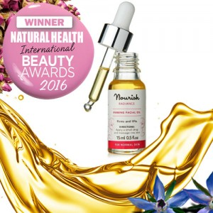 Nourish Radiance Firming Facial Oil