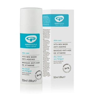 Green People Vita Min Organic Face Mask
