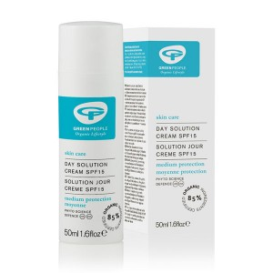 Green People Day Solution SPF 15