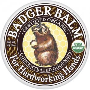 Badger Hard Working Hands Balm - Large