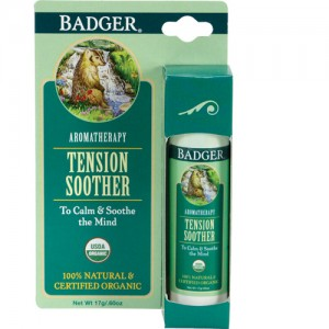 Badger Tension Soother Aromatherapy Balm