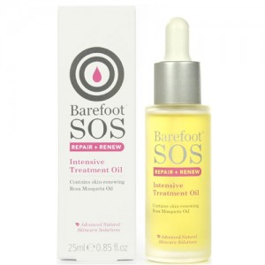 Barefoot Intensive Treatment Oil