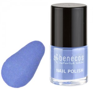Benecos Nail Polish in Blue Sky - 5 Free formula