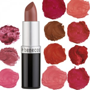 Benecos Natural Lipstick - IN 12 SHADES