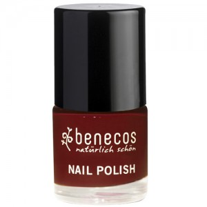 Benecos Nail Polish - Cherry Red