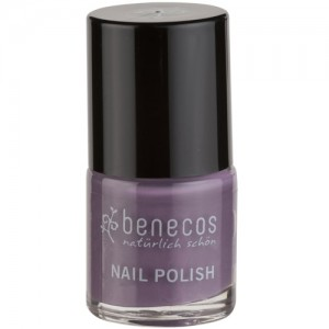 Benecos Nail Polish in French Lavender - 5 Free formula