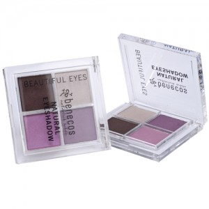 Benecos Natural Quattro Eyeshadow in Beautiful Eyes