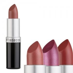 Benecos Natural Lipstick (10 shades)