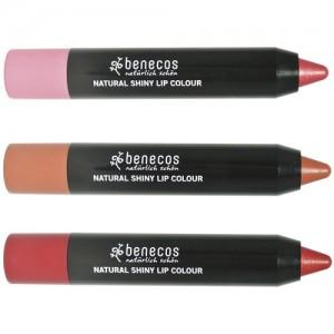 Benecos Natural Shiny Lip Colour