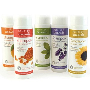 Bentley Organic Shampoo + Conditioner Bundle