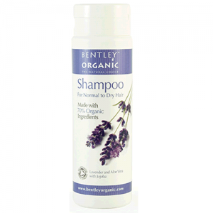 Bentley Organic Normal to Dry Shampoo