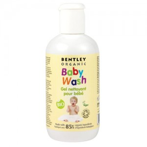 Bentley Organic Baby Wash