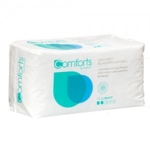 Comforts Light Pads for bladder weakness