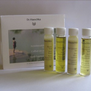 Dr Hauschka Bath Essence Sampler Set