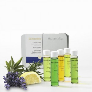 Dr Hauschka Daily Bath Kit
