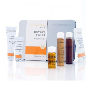 Dr Hauschka Daily Face Care Kit For Oily Skin
