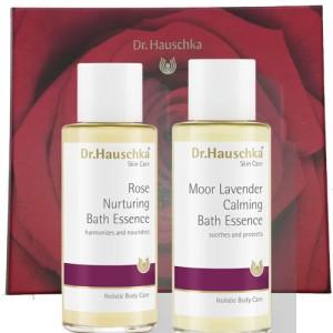 Dr Hauschka Gift Set: Bath Essence Duo
