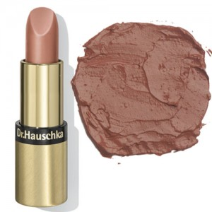 Dr Hauschka Lipstick 03 Soft Sandy Brown