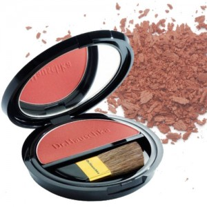 Dr Hauschka Rouge Powder 02 Natural Red