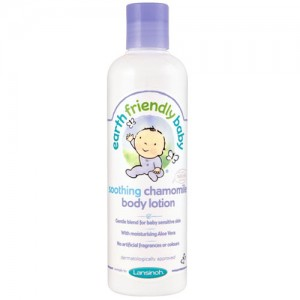 Earth Friendly Baby Soothing Chamomile Body Lotion