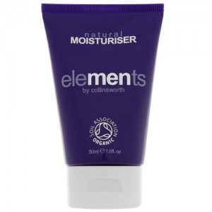 Elements Natural Moisturiser for men
