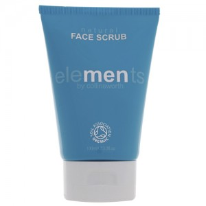 Elements Natural Face Scrub