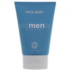 Elements Natural Face Wash for men