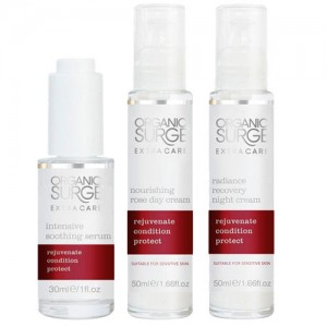 Organic Surge Extra Care Regime for Normal Skin
