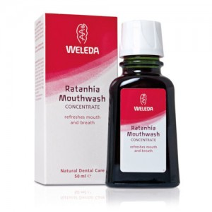 Weleda Concentrated Ratanhia Mouthwash